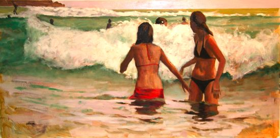Beach II (Sold)