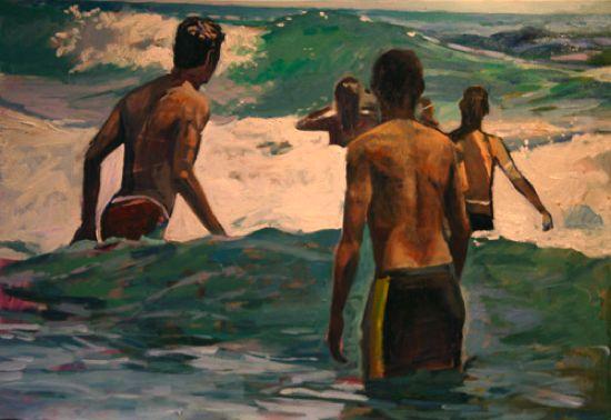 Beach Life (Sold)