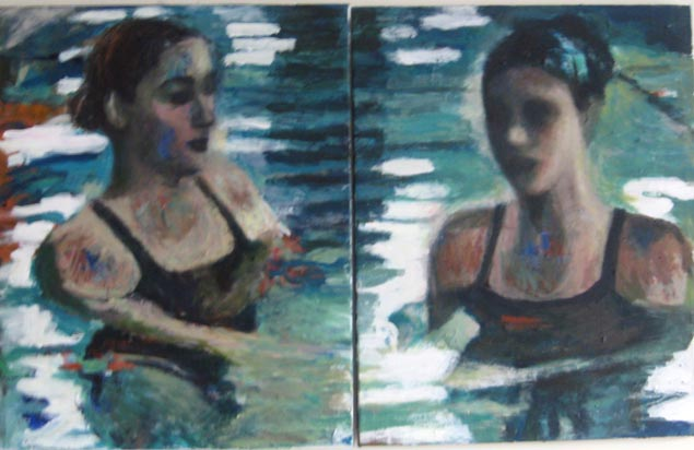 Swimmers 2 (sold)