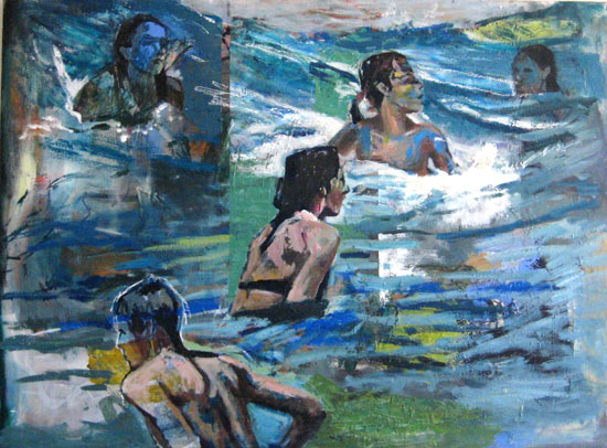 Piha Currents 1 (sold)
