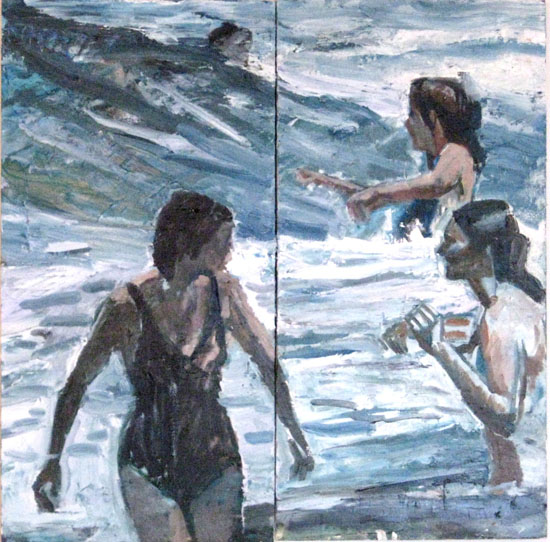 Piha currents 2 (sold)