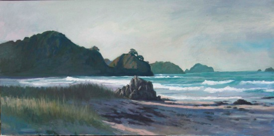 The Long Calm (sold)