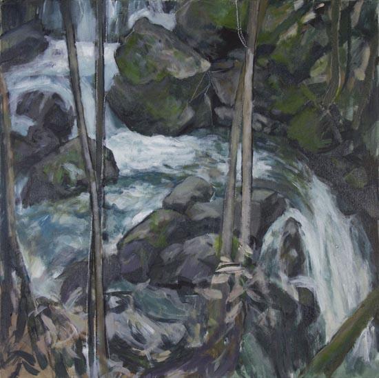 Togariro Waterfall