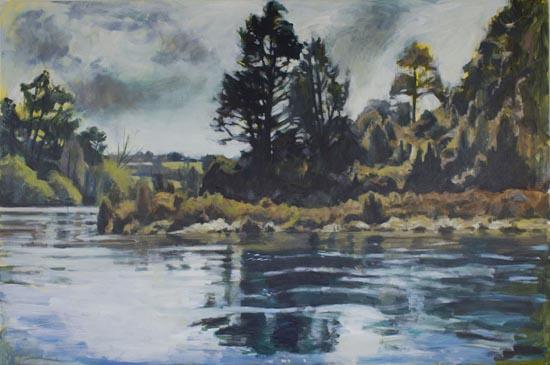 Waikato River Bend (sold)