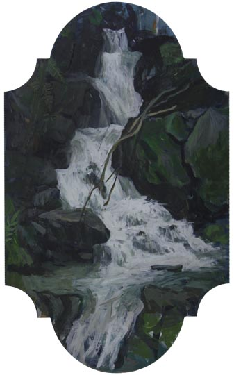 Togariro Waterfall (sold)