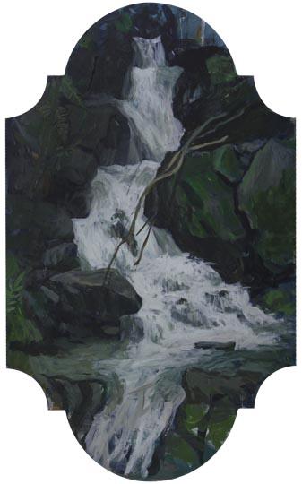 Tongariro Waterfall (sold)