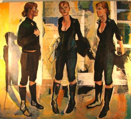 Les Nouvelle Bottes (sold)