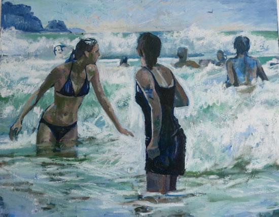 Wild sea 2 (sold)