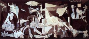 Guernica-in-the-Reina-Sofia
