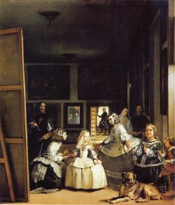 Las-Meninas-in-the-Prado-in-Madrid