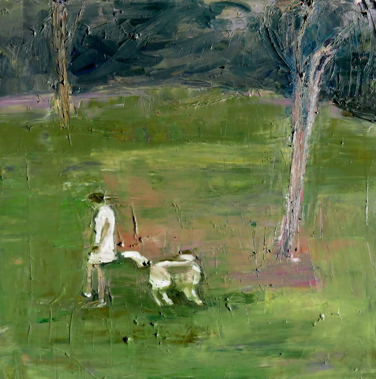 Dusk walk Grey Lynn (SOLD)
