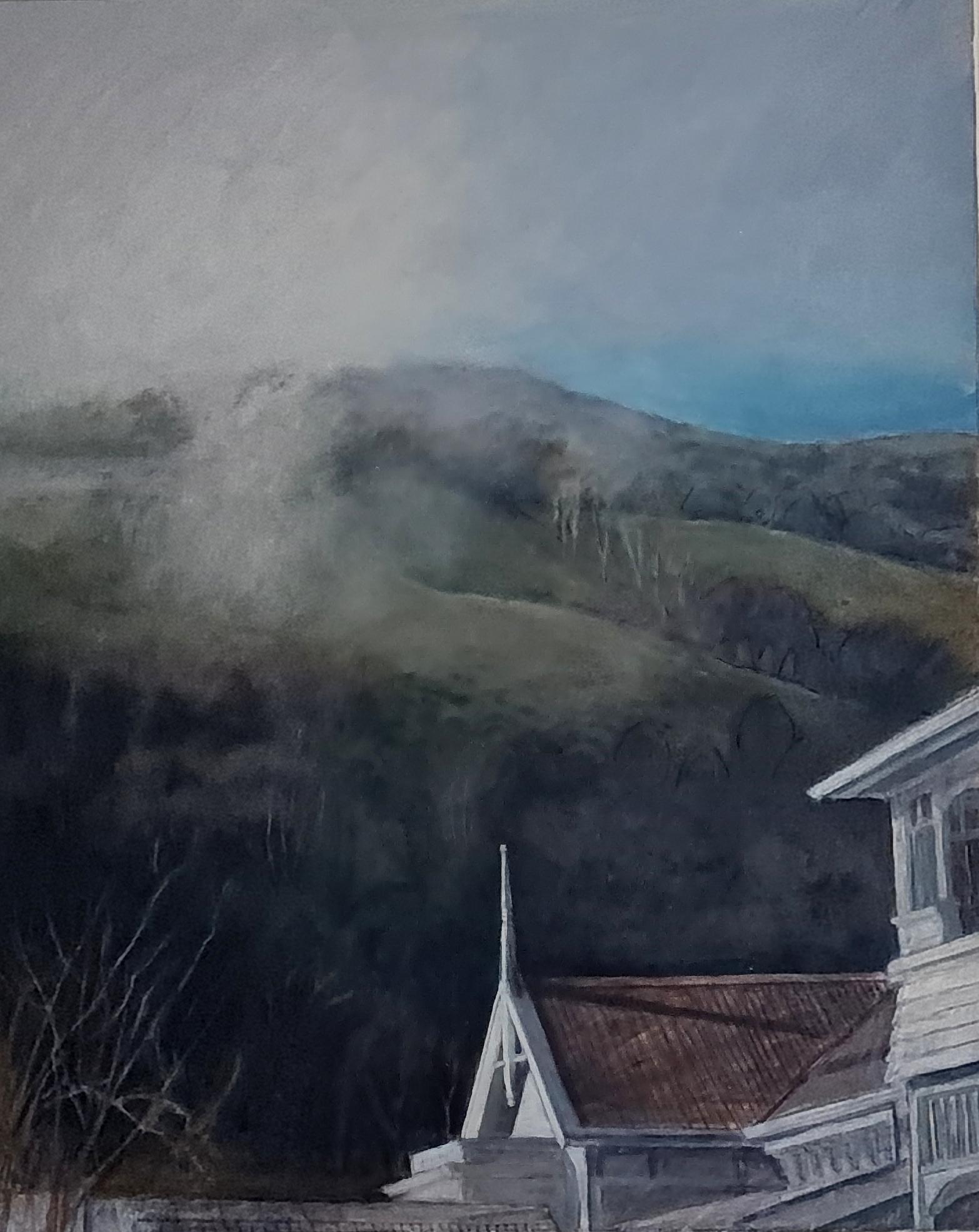 Misty Hills from Weka Street